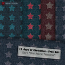 Free gift day 1 Star fabric textures