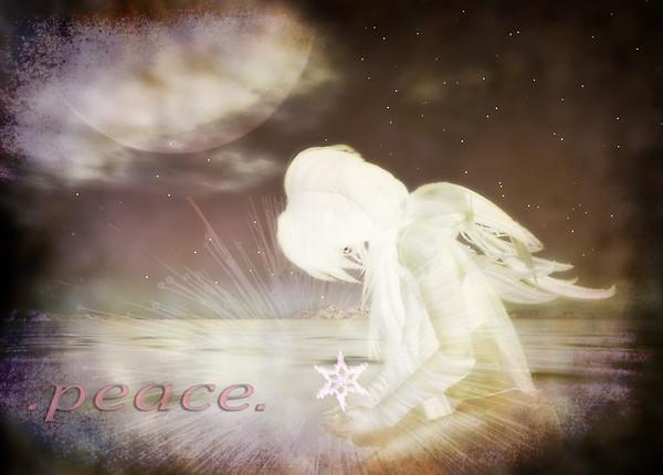 peace on earth ..