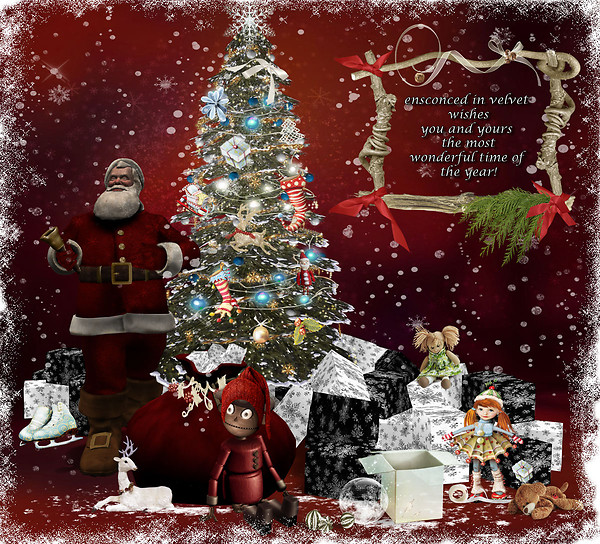 Happy Holidays From wise Sandalwood