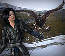 Kazakistan's eagle