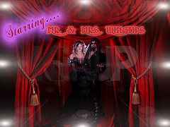 Starrring Mr. & Mrs. Wingtips
