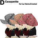 Casquette for La Venta Eventa!