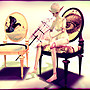 Coco Doll - pensive pink