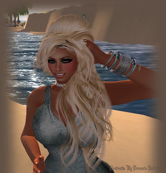 blonde bombshell dreamie