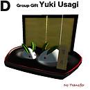 Group Gift YUKIUSAGI