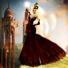 Ima Inc Super Model Inspiration Elendir Khandr