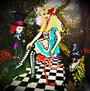 Zoe in Wonderland