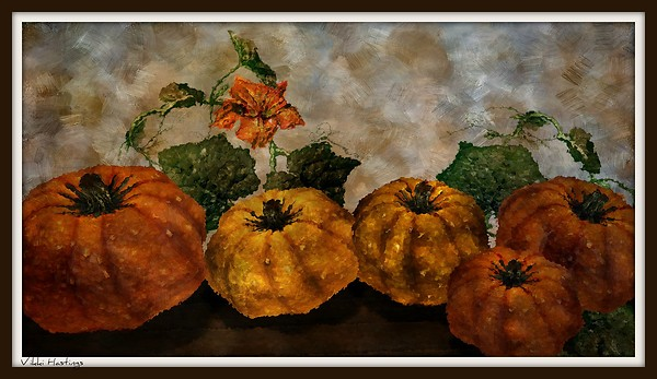 Pumpkins for Terrie