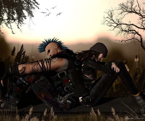 Panteleimon & Magissa~Beautiful ride