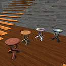 QT 3 leg fae tables