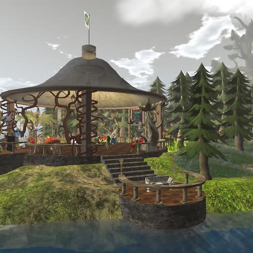 The Dome - Arvandor, Realm of Arvandor (31, 23, 24)