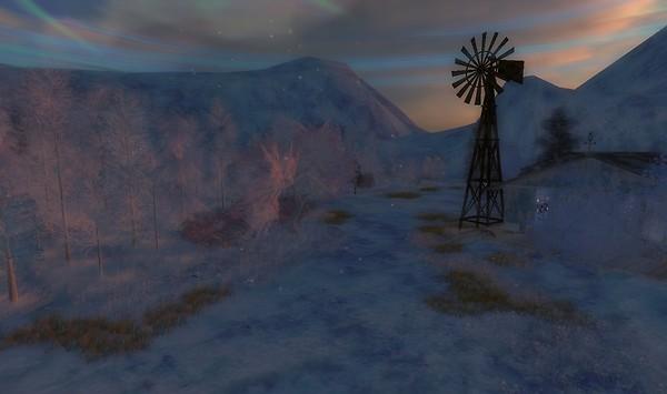 Alirium sunset