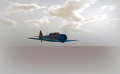 T-6 Cruising