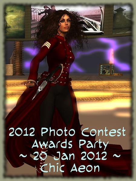 20 Jan 2012 Photo Contest Party ~ Chic