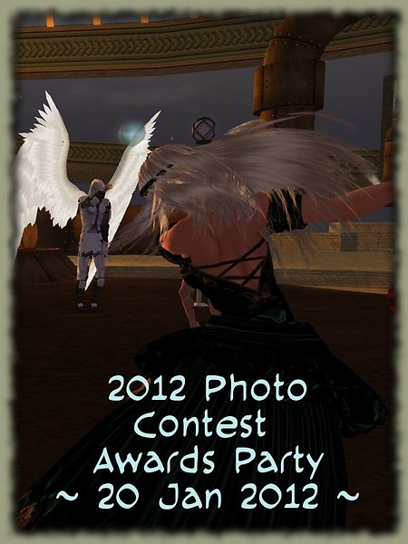 20 Jan 2012 Photo Contest Party ~ Cassie