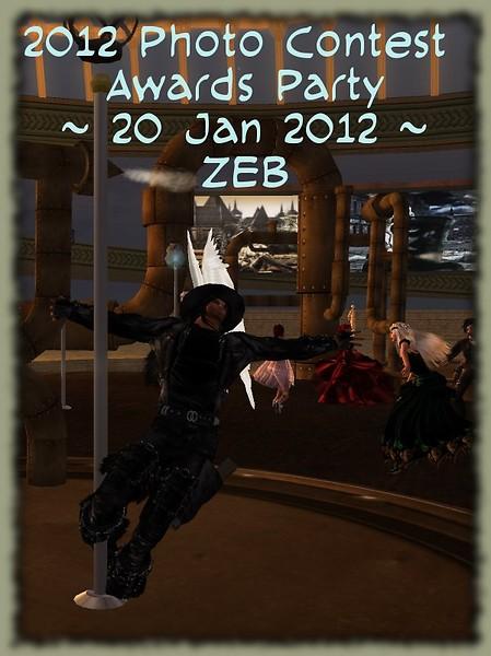 20 Jan 2012 Photo Contest Party ~ ZEB