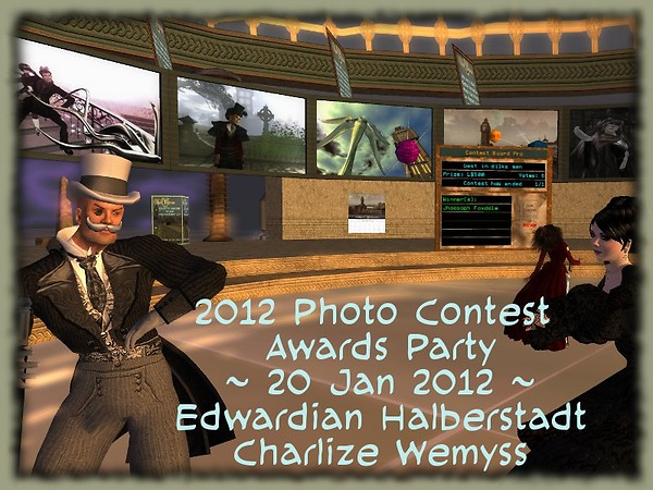20 Jan 2012 Photo Contest Party ~ Char