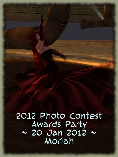 20 Jan 2012 Photo Contest Party ~ Moriah