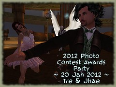 20 Jan 2012 Photo Contest Party ~ Tre Jhae