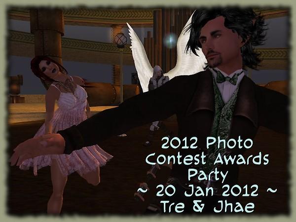20 Jan 2012 Photo Contest Party ~ Tre Jhae
