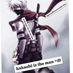 kakashi when he was young