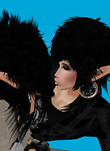 My Bf Tobi and I.<3