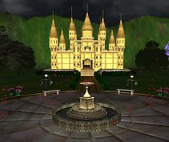 Golden Castle Valley
