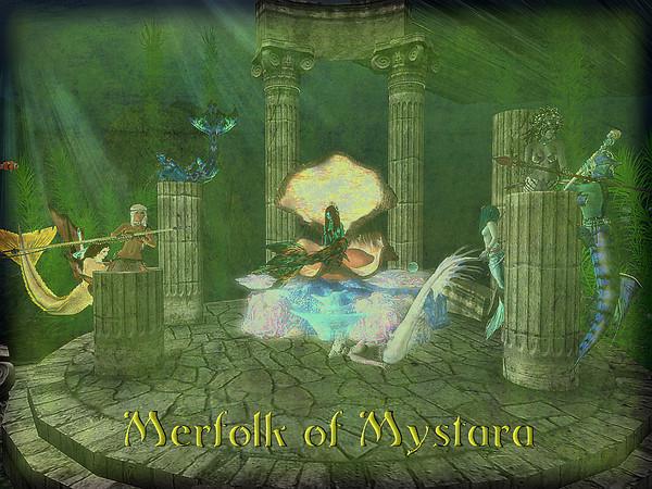 Merfolk Of Mystara