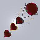 QT Valentine pendant 1 Arterial Blood set