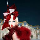 evening at Chateau de Versailles