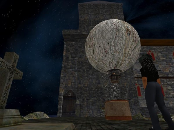 Second Life House of Usher Reopens