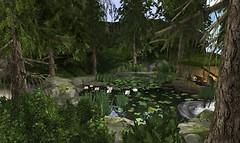 Relaxing area - altair.memo