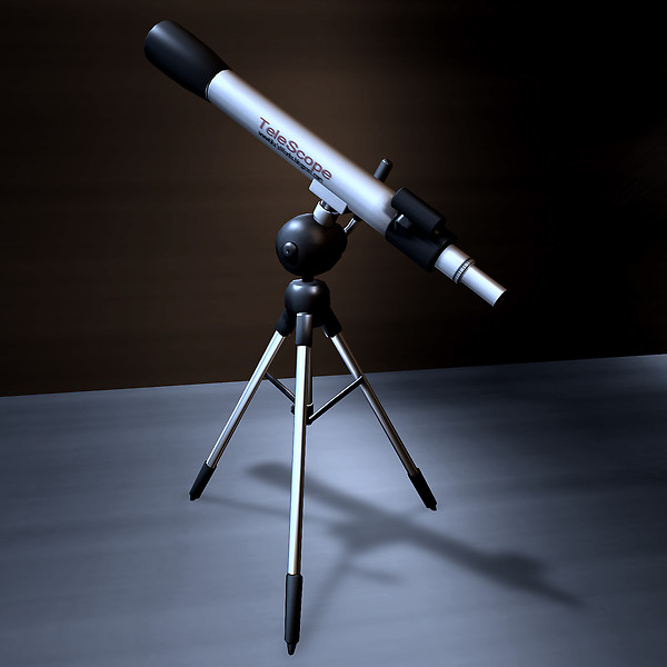 GIFT★[K-W] Astronomical telescope