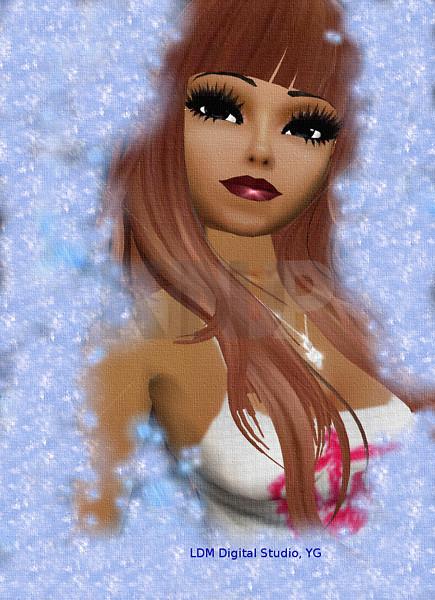 YG Glamour Blue