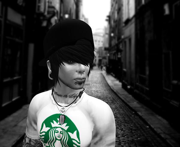 Starbucks Alley