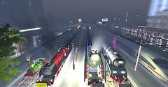 SL Railroads : Calleta Terminal