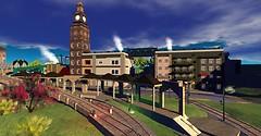 SL Railroads : Bembecia