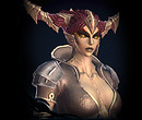 Tera - Character Creation Screen