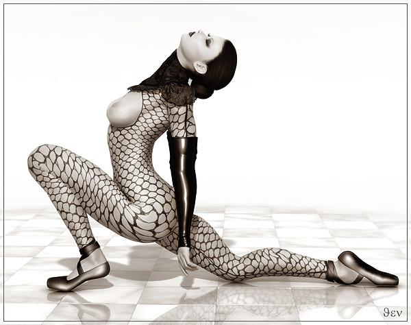 Devoted Dancer