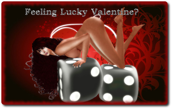 Feeling Lucky Valentine