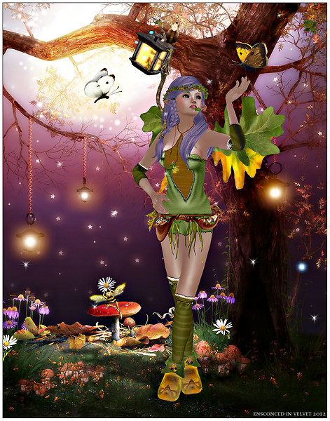 Flutterbyes and Fairytales…