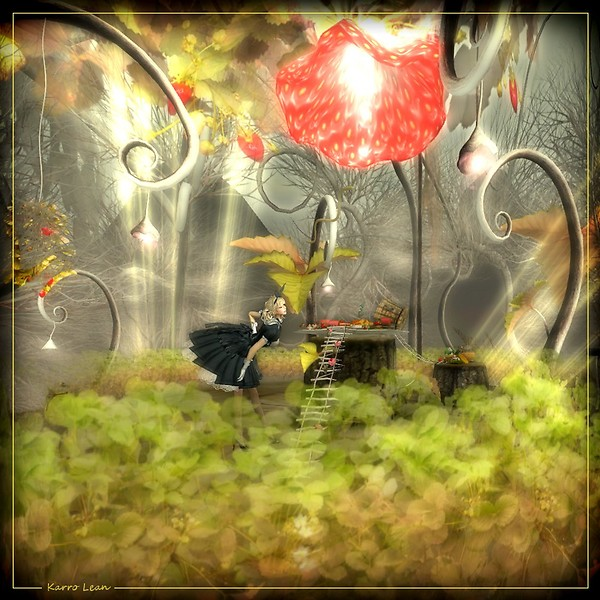 Dans le jardin d'Alice