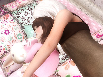 Sweet dreams, cupcake