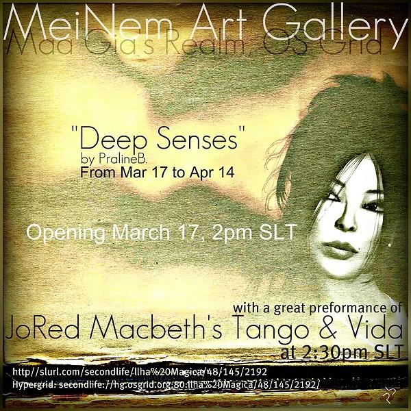 Deep Senses