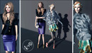 We Heart SecondLife Fashion