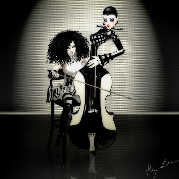 My living Cello