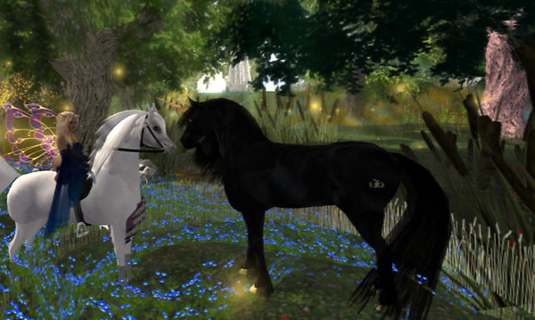 AKK horse ..and unicorn : )