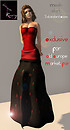 Ruxy-Exclusive skirt for Old Europe Market Fair