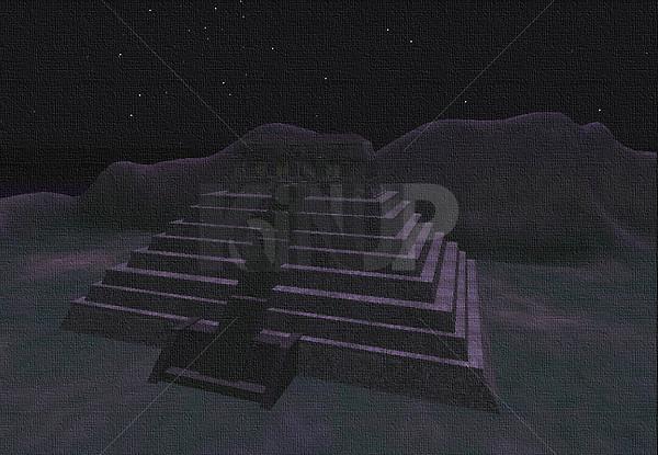 The Maya Temple bck at Mia 2