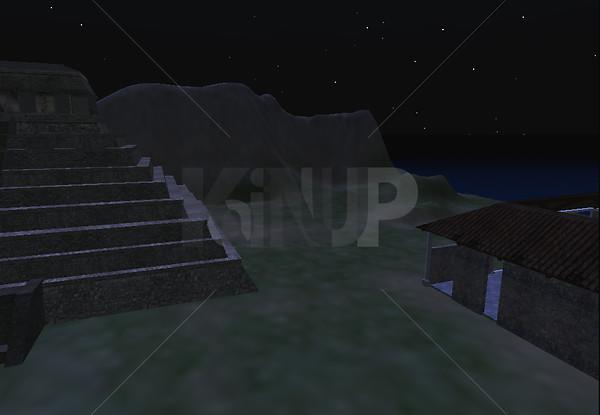 The Maya Temple bck at Mia 8
